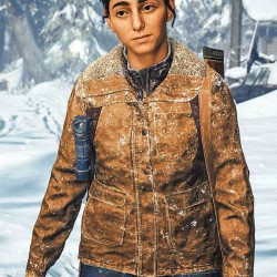 The Last Of Us Part II Dina Jacket