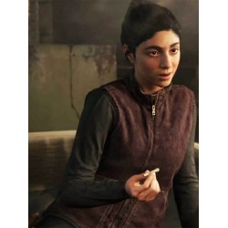 The Last Of Us Part II Dina Vest