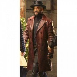 Will Smith Floyd Lawton Suicide Squad Trench Coat
