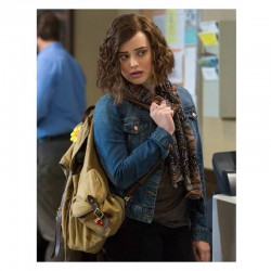 13 Reasons Why Hannah Baker Jacket