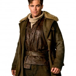 Wonder Woman Steve Trevor Coat